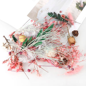 small dried flowers for epoxy resin art molds