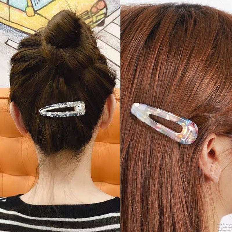 resin mold hair clip barrette clip epoxy molds mould