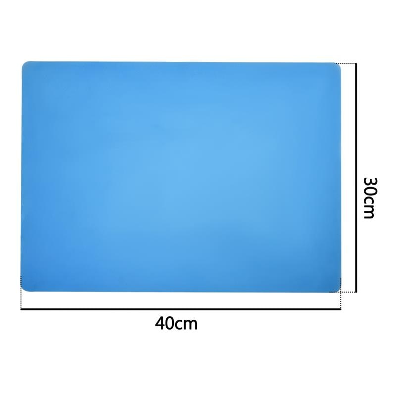 resin silicone mat for resin art non stick silicone easy to clean foldable