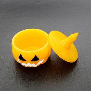 jack o lantern pumpkin halloween resin silicone trinket dish mold craft
