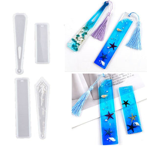 bookmark resin molds