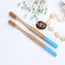 Eco-Friendly Natural Bamboo Charcoal Toothbrush  - [variant_title] - Project Love Back