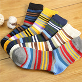 Mens Bamboo Socks - 5 Pairs  - [variant_title] - Project Love Back