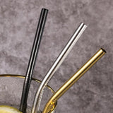 Reusable Metal Drinking Straws  - [variant_title] - Project Love Back
