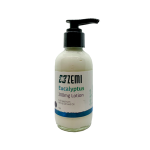 Eucalyptus Lotion 200mg - 4oz