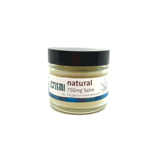 Natural Salve 750mg