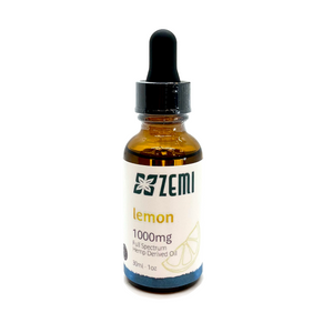 Lemon Tincture 1000mg