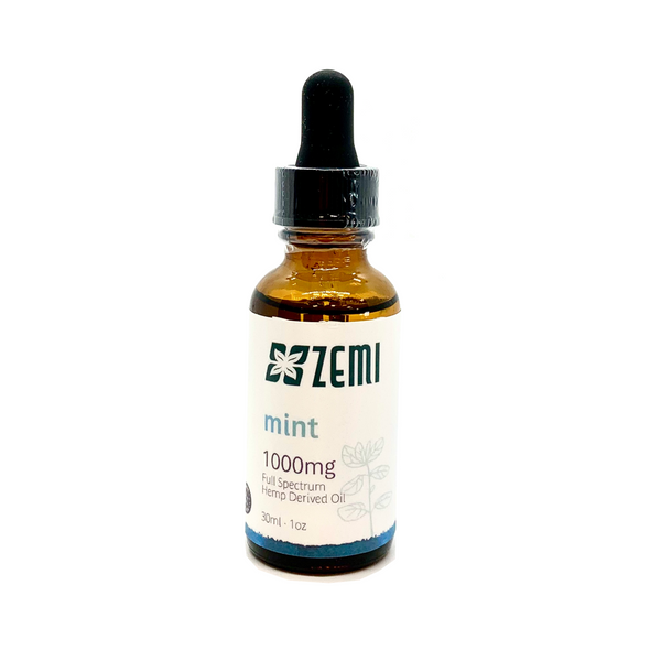 Mint Tincture 1000mg