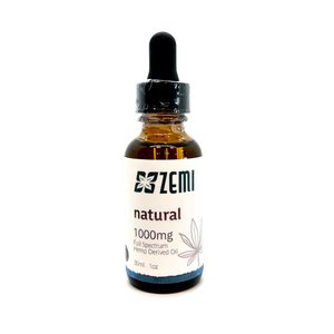 Natural Tincture 1000mg