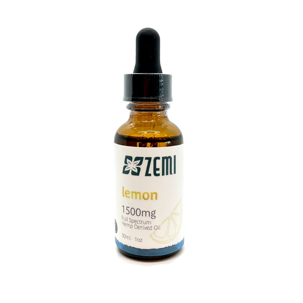 Lemon Tincture 1500mg
