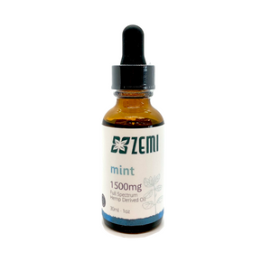 Mint Tincture 1500mg
