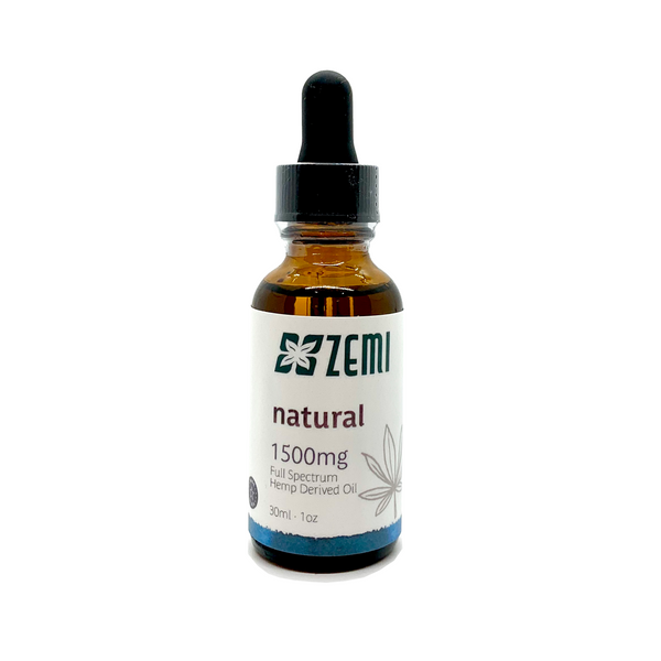 Natural Tincture 1500mg