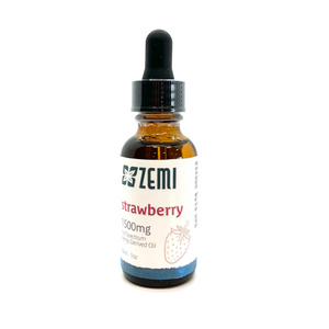 Strawberry Tincture 1500mg