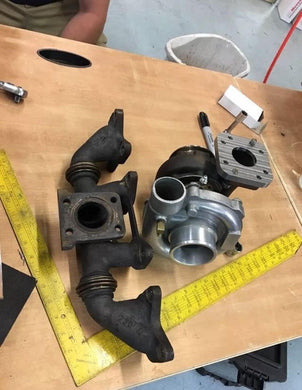 CT15 to T3 Adapter VVTi 1JZ