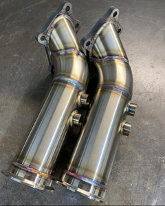 VVTi 1JZ Turbo Elbow LHD
