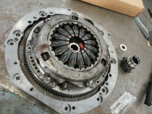 1UZ 2UZ 3UZ Manual Transmission Flywheel