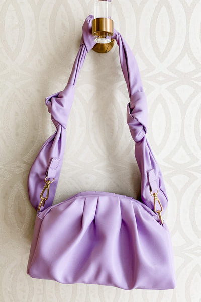 Lavender Mini Clutch