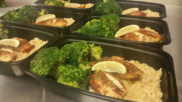Pescatarian Six Meal Plan