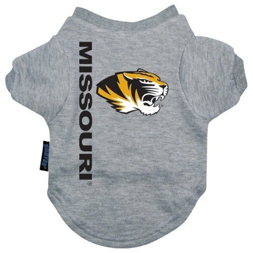 Missouri Tigers Pet Tee Shirt