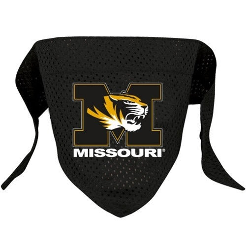 Missouri Tigers Mesh Pet Bandana