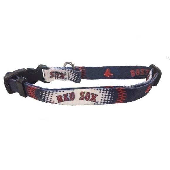 Boston Red Sox Pet Collar