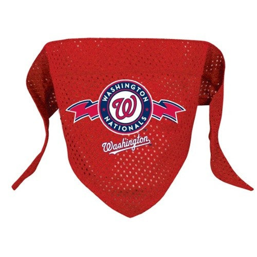 Washington Nationals Pet Mesh Bandana
