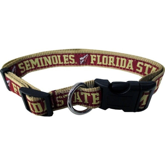 Florida State Seminoles Pet Collar by Pets First