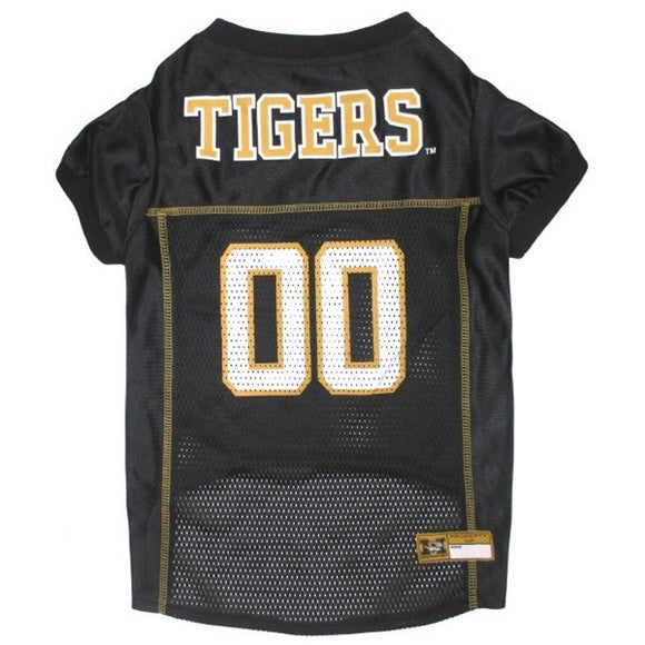 Missouri Tigers Pet Jersey