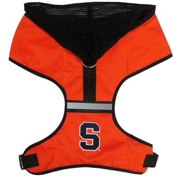 Syracuse Orange Pet Hoodie Harness