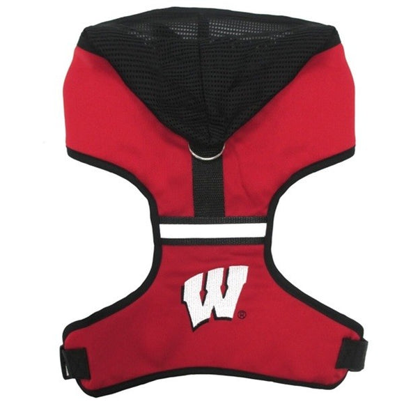 Wisconsin Badgers Pet Hoodie Harness
