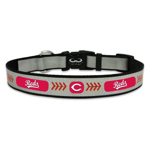 Cincinnati Reds Pet Reflective Collar