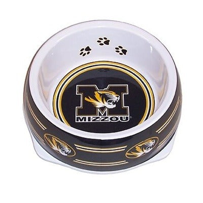 Missouri Tigers Dog Bowl