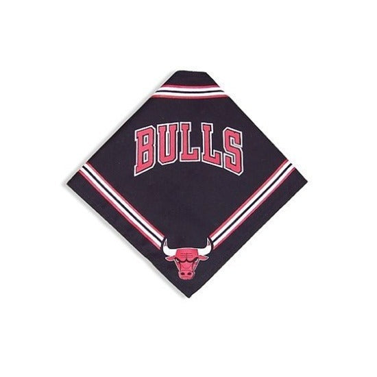 Chicago Bulls Dog Bandana