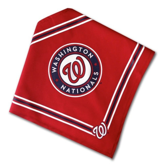 Washington Nationals Pet Bandana