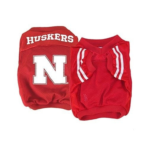 Nebraska Huskers Alternate Style Dog Jersey