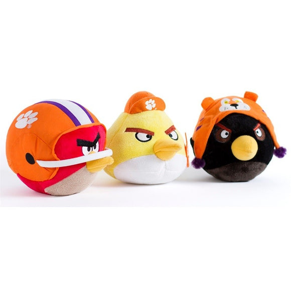 Clemson Tigers Angry Birds