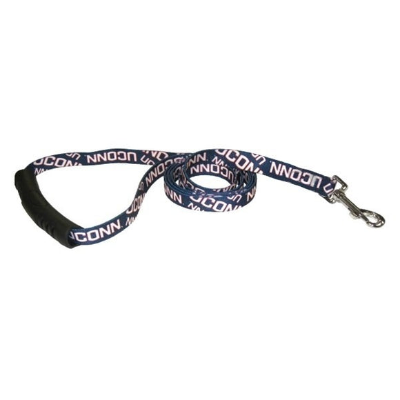 UConn Huskies EZ Grip Nylon Leash