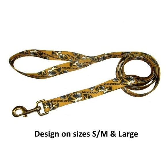 Missouri Tigers Nylon Leash