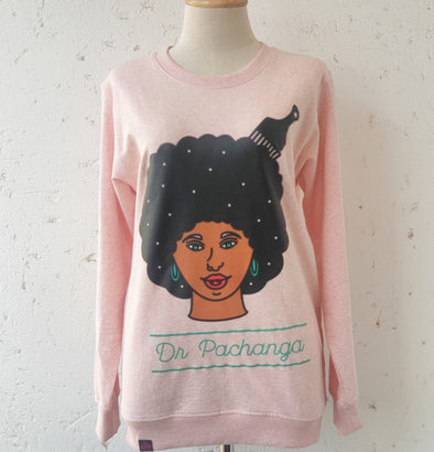 Crew Neck Sweater Afro - DR PACHANGA