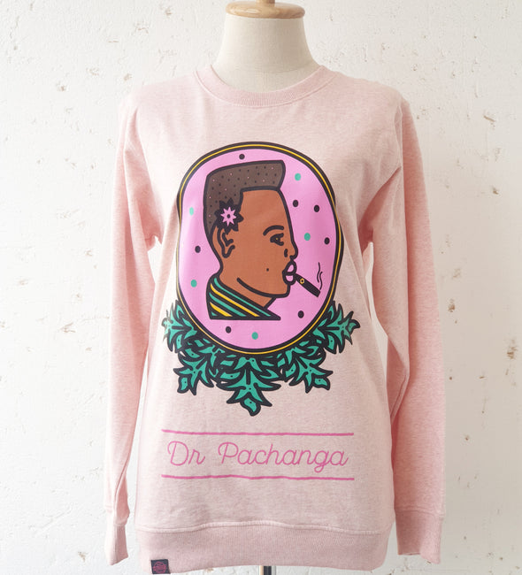 Crew Neck Sweater Man - DR PACHANGA