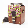 Ansie Handbag Brown DR PACHANGA
