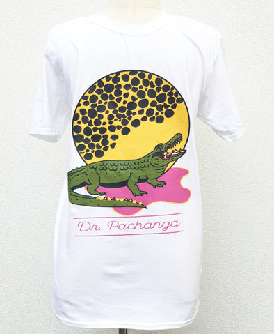 Croco Jo T-shirt T-Shirts White / Small DR PACHANGA