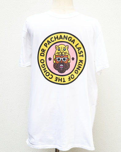 Dr Pachanga T-shirt T-Shirts White / Small DR PACHANGA
