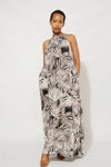 Kamala Flow Dress Dress Black / Medium DR PACHANGA