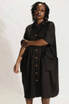 Yobo Dress Dress Black / Medium DR PACHANGA