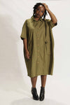 Yobo Dress Dress Olive / Medium DR PACHANGA