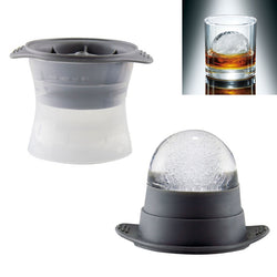Whisky t Iceball Molds - neon-circle