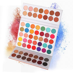Beauty Glazed | 63Colors Eye Shadow | Palette - neon-circle