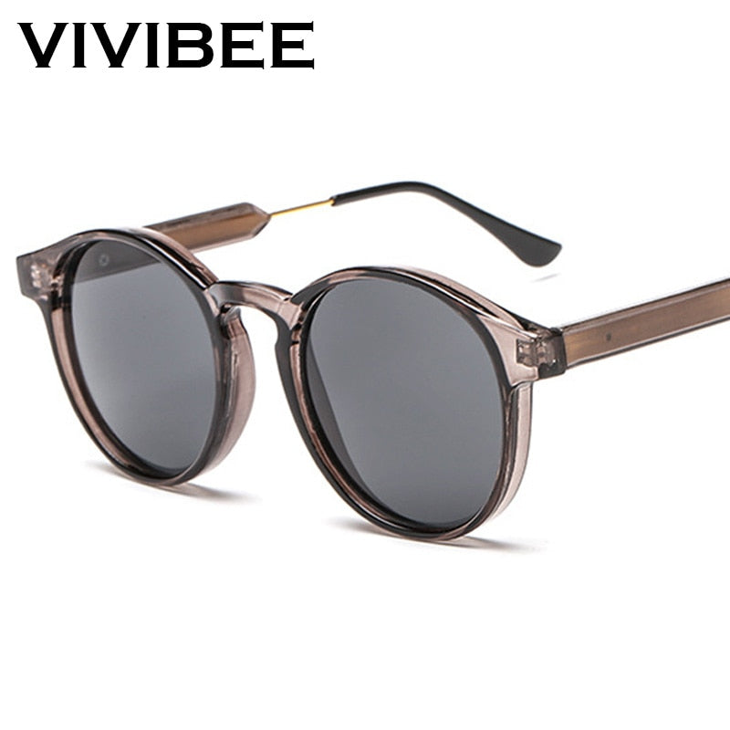 Gothic Square Sunglasses For Women | UV 400 - neon-circle