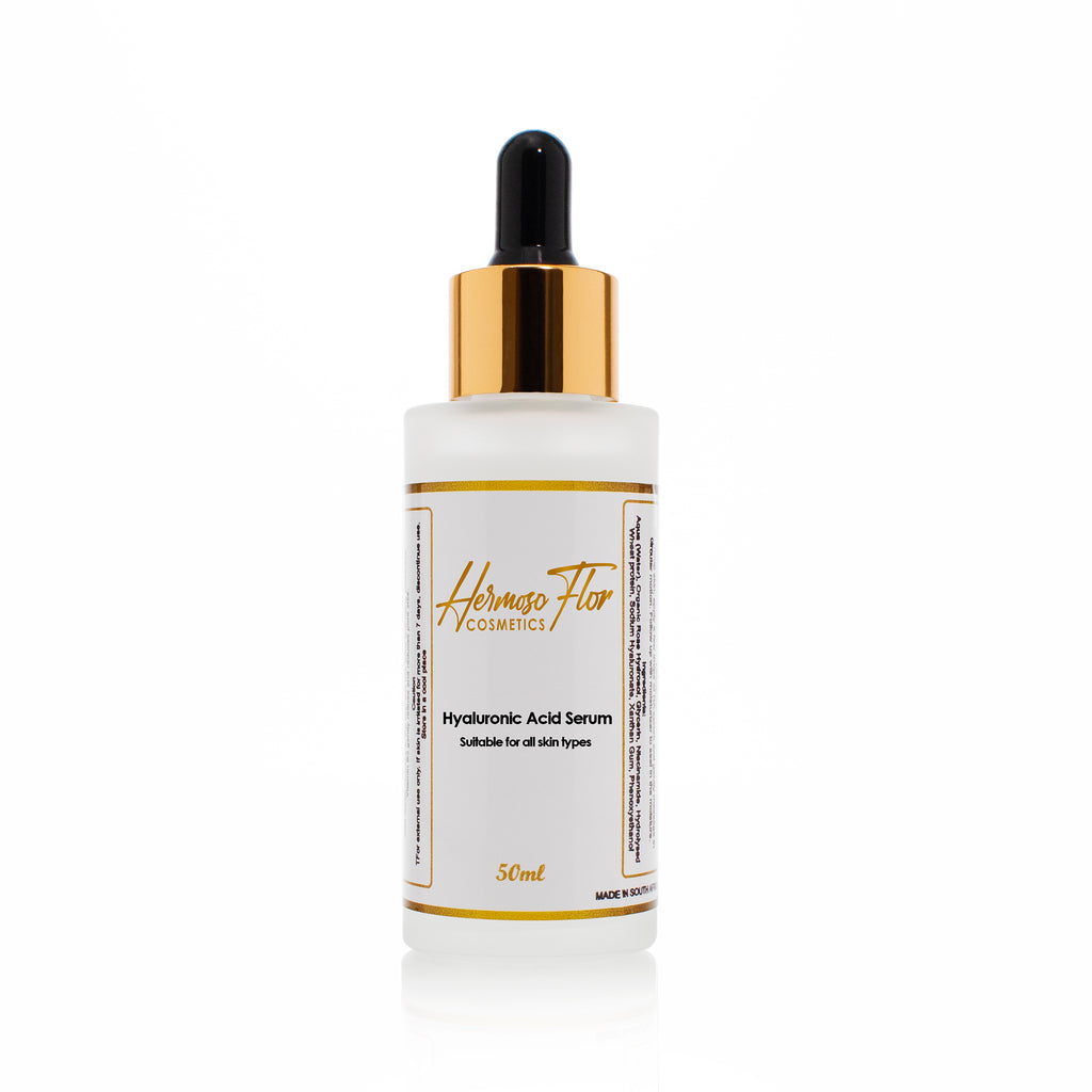 Hyaluronic Acid Serum (Suitable for all skin types)